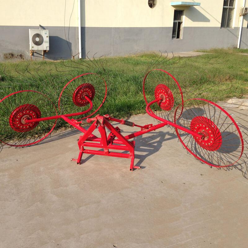 Hay rake finger wheel 02